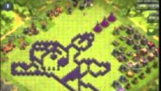 getlinkyoutube.com-aldeas creativas de clash of clan (loquendo)