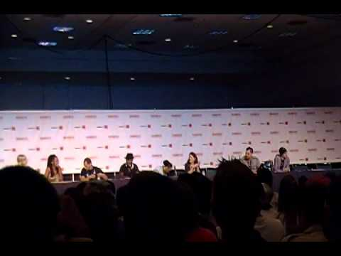 Power Rangers Reunion Panel part 1