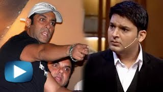 getlinkyoutube.com-OMG! Salman Khan Gets Angry On Kapil Sharma
