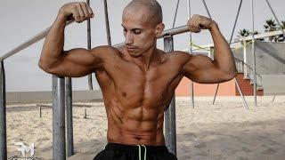 The Legend Of Street Workout & Calisthenics Frank Medrano The Superhuman
