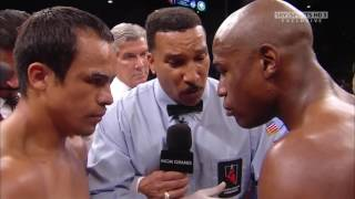 getlinkyoutube.com-👑 Floyd Mayweather Jr vs Juan Manuel Marquez| HD 1080P Full Fight | Must Watch