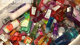 getlinkyoutube.com-HUGE Bath & Body Works SAS Haul!