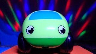 getlinkyoutube.com-Мультики: Приключения машинки! Как сделать скамейку? Машинки для детей.