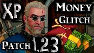 getlinkyoutube.com-The Witcher 3 Patch 1.31 Infinite fast Money Items XP Glitch
