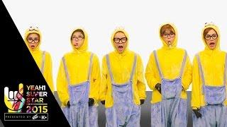 getlinkyoutube.com-Minions Dance | M4N | Yeah1 Superstar (Official Dance)