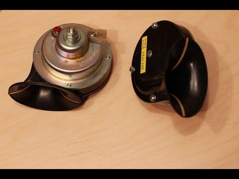 Звуковой сигнал от Волги на Renault logan