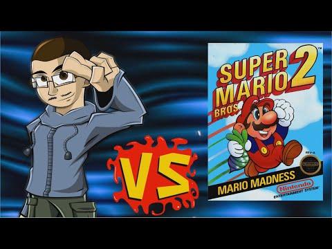 Johnny vs. Super Mario Bros. 2 (USA)