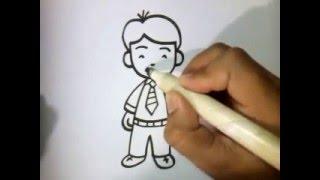 getlinkyoutube.com-Pintar menggambar buat anak PAUD