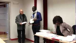 "3ers. Premis ""Barcelona, Drassanes per Àfrica"""