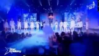 getlinkyoutube.com-Star Academy 9 - Prime 5 - Hommage à Grégory Lemarchal