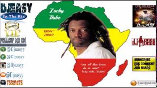 Lucky Dube Best of Greatest Hits (Remembering Lucky Dube)  mix by djeasy width=
