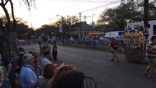getlinkyoutube.com-Mardi Gras ParadeCam 2017: Hermes, D'Etat, Morpheus