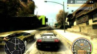 Need For Speed Most Wanted Blacklist 3