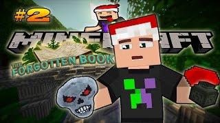 getlinkyoutube.com-Minecraft The Forgotten Book - Tập 2: BÍ ẨN BÊN TRONG NGÔI ĐỀN NƯỚC