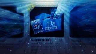 getlinkyoutube.com-LEGENDARY BUNDLE OPENING! LEGEND ROOKIES AND MORE! MADDEN MOBILE