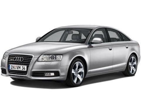 Замена лобового стекла на Audi A6 в Казани.