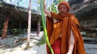 getlinkyoutube.com-คลิปงูเขียวหางไหม้ผาต้านลม-พระมหาธีรนาถ 18-11-57 part 1