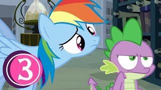 getlinkyoutube.com-Princess Trixie Sparkle - Episode 3 - Escape from the Archives