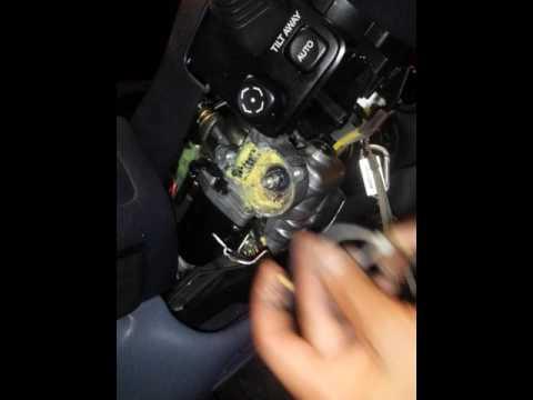 Lexus ls400 steering hack