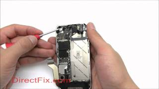 getlinkyoutube.com-Reassemble iPhone 4S Screen and Digitizer | DirectFix