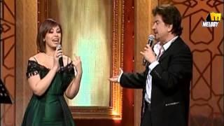 getlinkyoutube.com-Walid Tawfik & Marwa Nagy - Remsh Einouh | وليد توفيق و مروة ناجي - رمش عينه