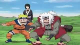getlinkyoutube.com-Jiraiya,Naruto, and Tsunade vs Kabuto and Orochima