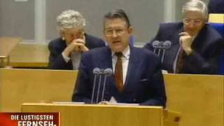Detlef Kleinert alkoholisiert im Bundestag