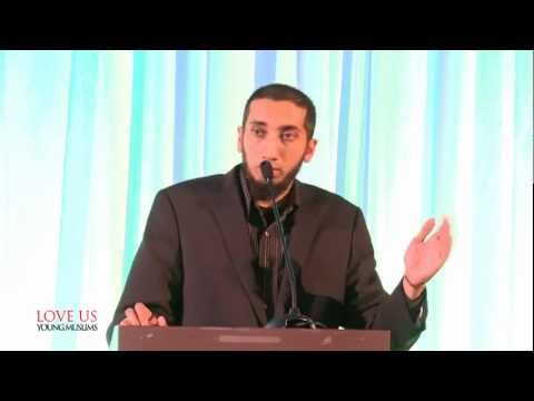 Child Psychology...FUNNY Ustadh Nouman Ali Khan...