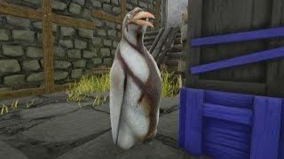 getlinkyoutube.com-Penguin / Kairuku Tame - ARK: Survival Evolved Kairuku Taming