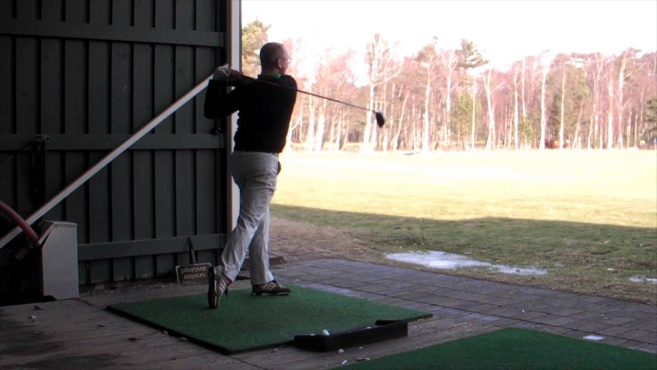 Kittad testar: TaylorMade R1 och RocketBallz Stage 2 -Michael Broström
