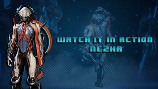 getlinkyoutube.com-Warframe Watch it in Action: Nezha Build/Divine Spears Crowd Control