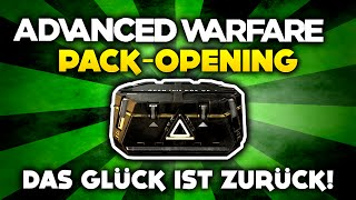 getlinkyoutube.com-Das Glück ist zurück! - Pack-Opening #12 - Advanced Warfare (Deutsch/German)