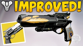 getlinkyoutube.com-Destiny: THE BUFFED HAWKMOON! One of My Favorite Hand Cannons - Patch 2.5.0.2