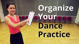 getlinkyoutube.com-Organize Your Ballroom Dance Practice: Exercises and Routines