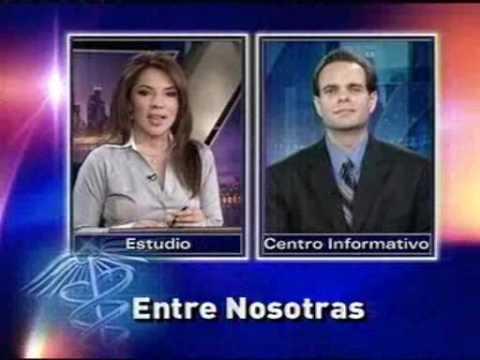 Noticiero Telemundo - Alternativas a la Histerectomia