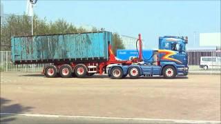 Scania R620 Mijndert G. van den Berg
