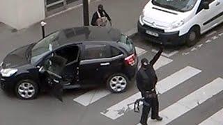 Muestran nuevo video de ataque terrorista en París