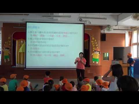 基隆市復興國小9/26晨間朝會-孟真老師宣導(2)