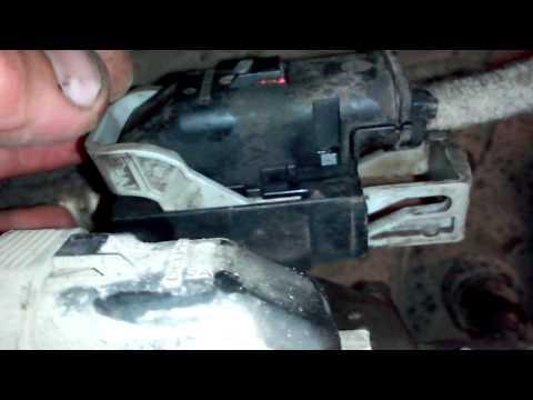 Опель зафира, не работает вентилятор охлаждения двигателя.