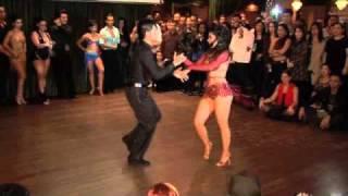 getlinkyoutube.com-Kathy Reyes & Steven Correa Finals Bachata Contest 2011