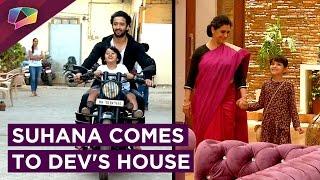getlinkyoutube.com-Suhana Comes To Dev's House | Ishwari Meets Suhana | Kuch Rang Pyaar Ke Aise Bhi | Sony Tv