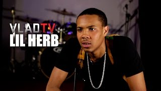 Lil Herb On His Lean Use: I've Spent $50,000 On This S***
