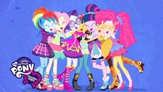 "getlinkyoutube.com-MLP: Equestria Girls - Rainbow Rocks ""Friendship Through the Ages"" SING-ALONG"