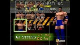 getlinkyoutube.com-nL Live on Hitbox.tv - Showdown 64! [WWF No Mercy Mod]