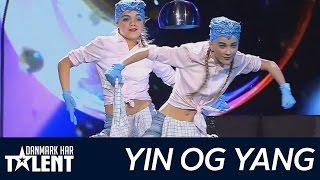getlinkyoutube.com-Yin & Yang - Danmark har talent - Semifinale live