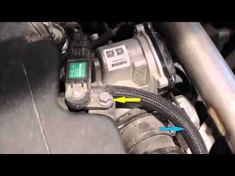 Comment Changer le Filtre a air du Dacia Duster DCI How to Change Duster DCI air filter