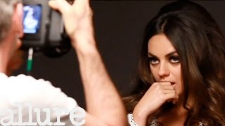 getlinkyoutube.com-Mila Kunis Doesn't Think She's the Sexiest Woman Alive - Cover Shoots - Allure