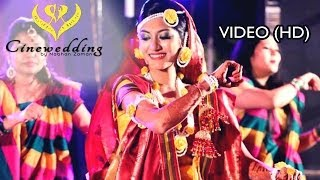 getlinkyoutube.com-Anisa & Tanzil's Holud | Sneak Peek | Cinewedding By Nabhan Zaman | Bangladesh