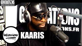 Kaaris son interview vérité sur le clash pour Generations