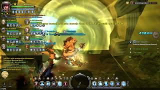getlinkyoutube.com-Green Dragon Nest DN INA  Althea Server fast run